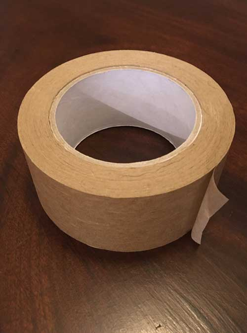 Recyclable Parcel tape