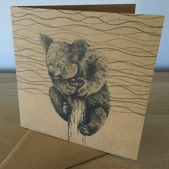 Koala eco card