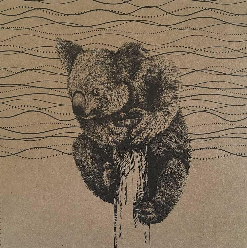 Koala card detail